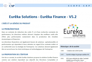 Scope CXP Eureka Finance